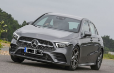 Mercedes A-Class A180d Sport Premium