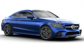 Mercedes AMG C 43 Coupe 2020