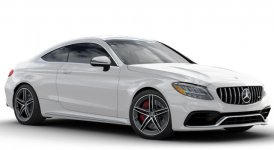 Mercedes AMG C 63 S Coupe 2020