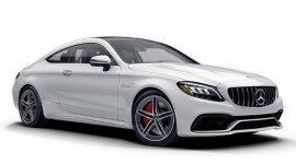 Mercedes AMG C63 Coupe 2022