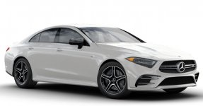 Mercedes AMG CLS 53 Coupe 2020