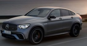 Mercedes-AMG GLC 63 S 4MATIC Plus 2019