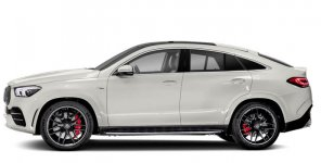 Mercedes AMG GLE 63 4MATIC Coupe 2021