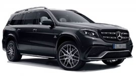 Mercedes AMG GLS 63 4MATIC 2021
