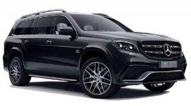 Mercedes AMG GLS 63 4MATIC SUV 2021