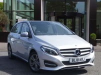 Mercedes B-Class B180 Exclusive Edition Plus auto
