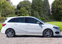 Mercedes B-Class B180d AMG Line Executive