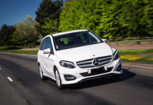 Mercedes B-Class B200d Exclusive Edition