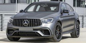 Mercedes Benz AMG GLC 63 4MATIC Coupe 2020