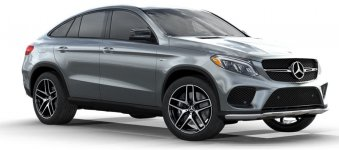 Mercedes-Benz AMG GLE 43 Coupe AWD 4MATIC 2019