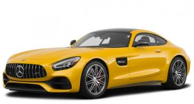 Mercedes Benz AMG GT C Roadster 2020