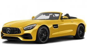 Mercedes Benz AMG GT R Roadster 2020
