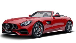 Mercedes Benz AMG GT Roadster 2020