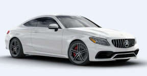 Mercedes-Benz C-Class AMG C 63 S Coupe 2019