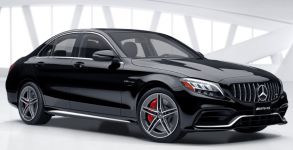 Mercedes-Benz C-Class AMG C 63 S Sedan 2019