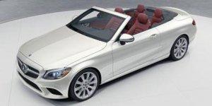 Mercedes Benz C Class C300 Cabriolet 2020