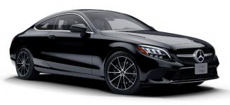 Mercedes-Benz C-Class C300 Coupe 2019