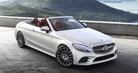 Mercedes-Benz C-Class C 300 4Matic Cabriolet 2019