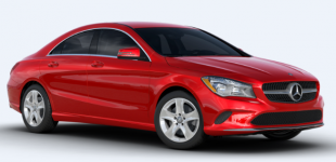 Mercedes Benz CLA 250 4MATIC Coupe 2019