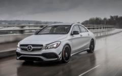 Mercedes Benz CLA Class CLA250 2019