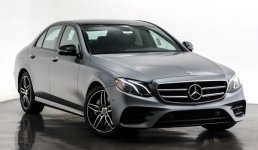 Mercedes Benz E Class E 350 RWD Sedan 2020