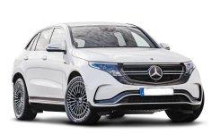Mercedes Benz EQC 2021