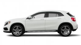 Mercedes Benz GLA 250 4MATIC SUV 2020