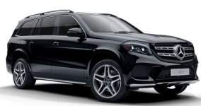 Mercedes-Benz GLS 550 4MATIC SUV 2019