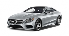 Mercedes-Benz S-Class 560 4Matic Coupe 2018