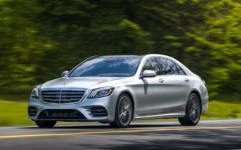 Mercedes Benz S Class 560e Sedan 2019
