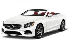 Mercedes Benz S Class S 560 4MATIC Coupe 2020