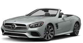 Mercedes Benz SL 450 2019