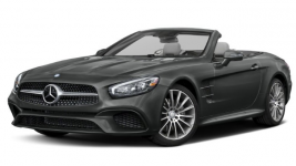 Mercedes Benz SL 550 2019