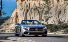 Mercedes Benz SL Class 450 2019