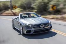 Mercedes-Benz SL-Class 65 2018