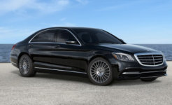 Mercedes-Benz S-Class 560 4Matic Sedan 2019