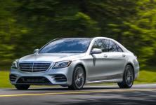 Mercedes-Benz S-Class AMG S65 Sean LWB 2019