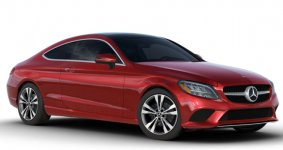 Mercedes C 300 4MATIC Coupe 2020