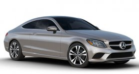 Mercedes C 300 Coupe 2020