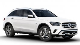 Mercedes GLC 350e 4MATIC SUV 2020