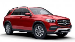 Mercedes GLE 350 4MATIC SUV 2020