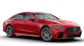 Mercedes Benz GT AMG GT 63 S 4 Door Coupe 2020