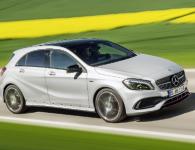 Mercedes A-Class A180d AMG Line Premium Plus