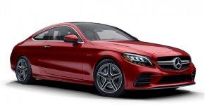 Mercedes AMG C43 Coupe 2021