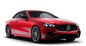 Mercedes AMG E53 4MATIC Cabriolet 2022