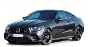 Mercedes AMG E53 4MATIC Coupe 2022