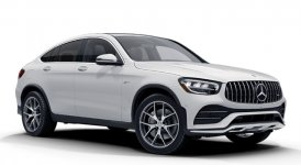 Mercedes AMG GLC 43 Coupe 2021