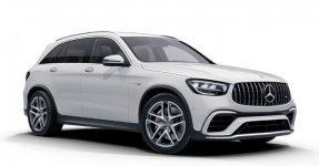 Mercedes AMG GLC 63 SUV 2021
