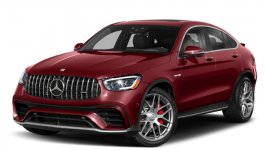 Mercedes AMG GLC 63 S 4MATIC Coupe 2022