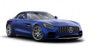 Mercedes AMG GT Roadster 2022